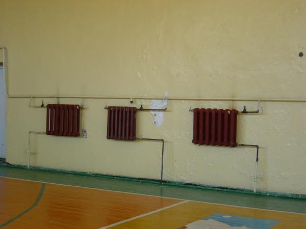 Real radiators for heat
